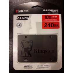 SSD Kingston 240gb SATA III Serie A400 TLC 7mm