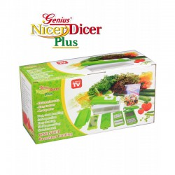 Nicer Dicer Plus Affettatutto Tagliatutto Frutta E Verdura Affettatrice Taglia