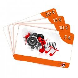 Card Fm Music